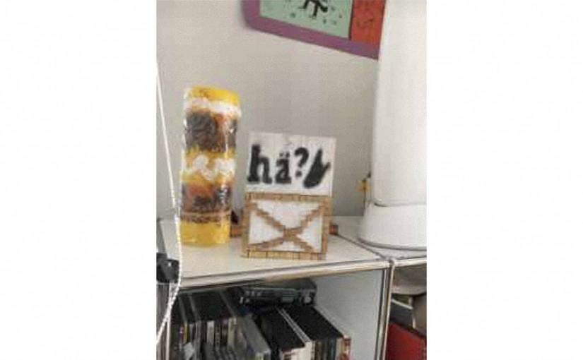 Mein Dominostein vom zeka-Fest