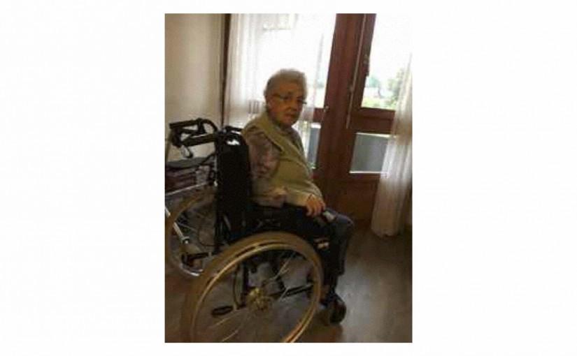 Besuch bei meiner Grossmutter