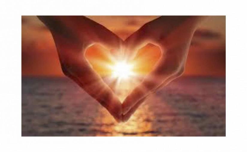 Das wahre Glück kommt vom Herzen