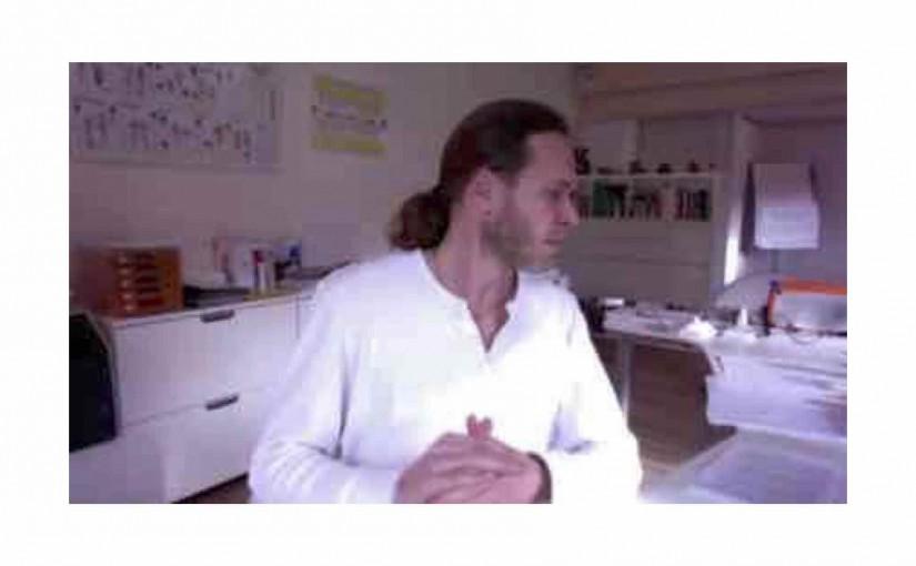 Skypen mit Daniel und an der k-Lumet-Kirche weiter arbeiten