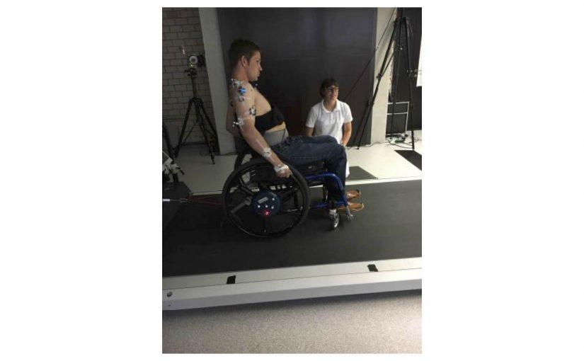 SPV-Studie über Schulterprobleme im Rollstuhl im August 2017