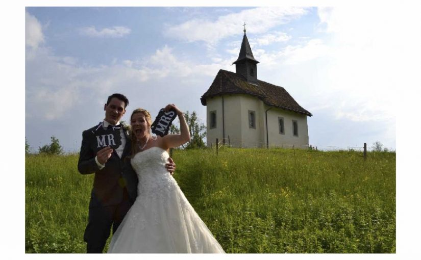 Einige Fotos von Ste`s Hochzeit