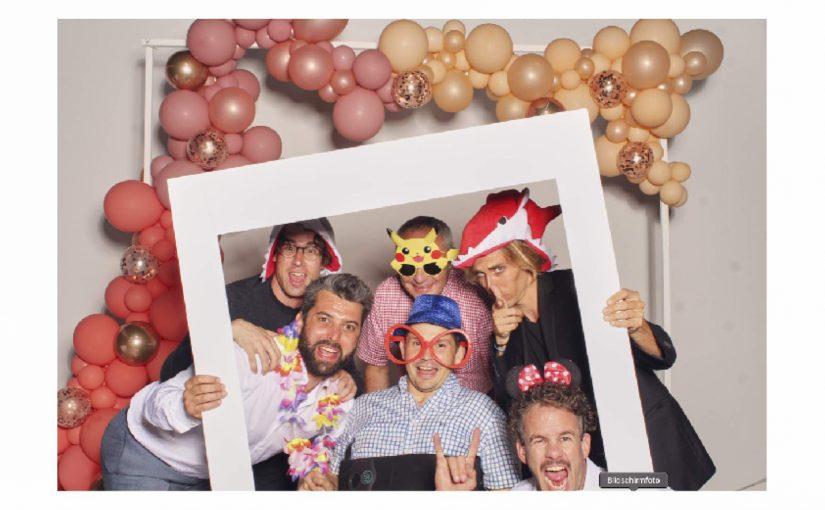 Link zu den Fotos der Hochzeit von Nadine und Siggo