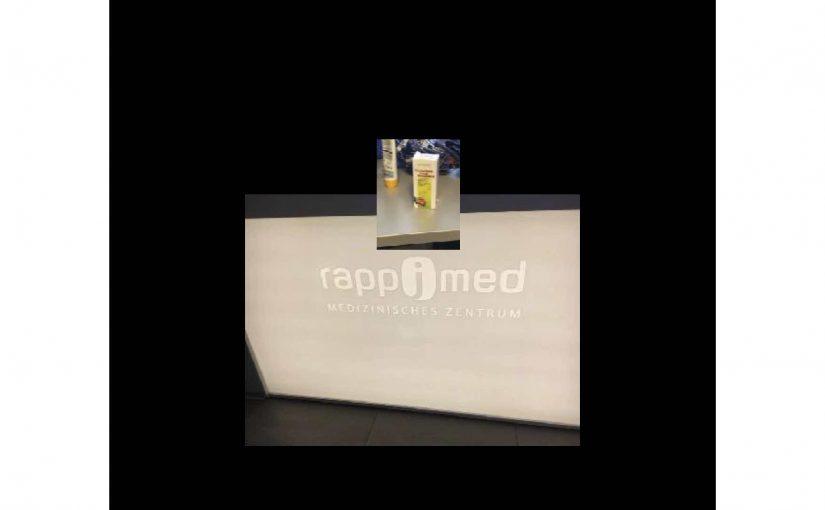Habe 4 Flaschen Preiselbeer-Trinkkonzentrat bestellt
