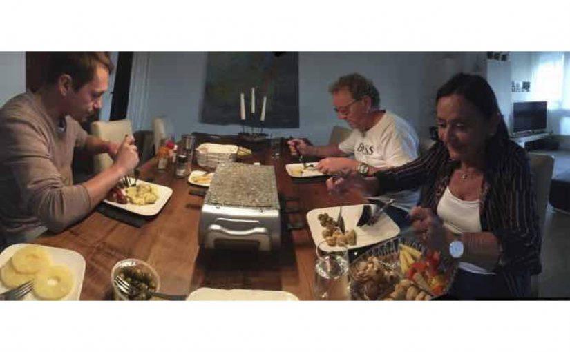 Raclette bei Müätsch