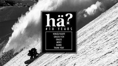 10 years-hä Logo