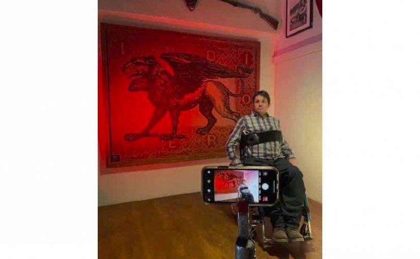 Interview mit mir über die Werki