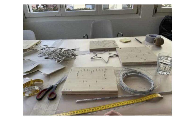 Bei der Prototypen Herstellung vom Atelier des Casamea dabei