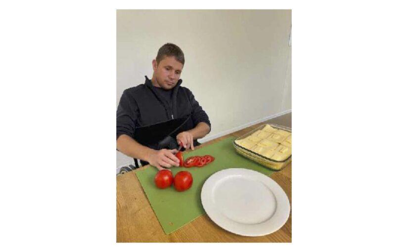 Geholfen Walliser Rösti zu kochen