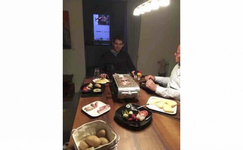 Raclette-Plausch bei Müätsch