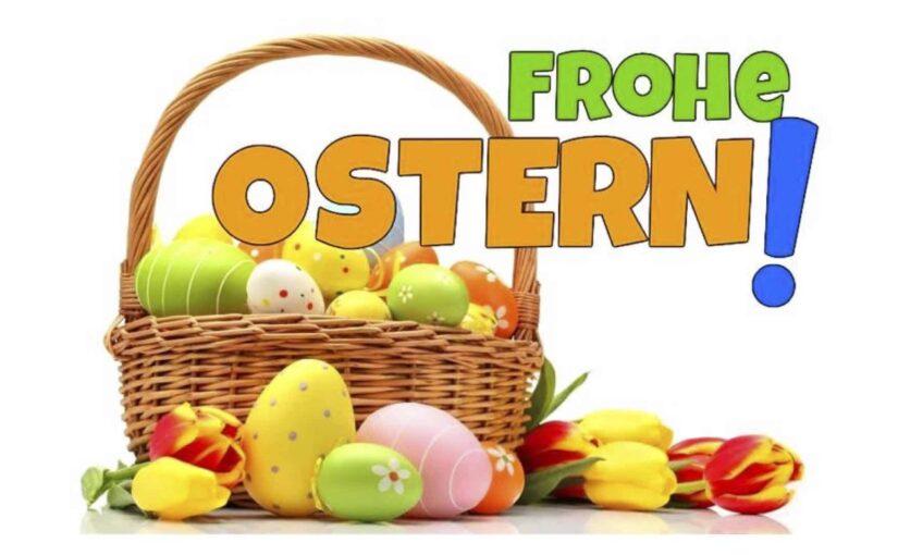 Das Osterfest in welches ich am meisten Zeit in die Dekoration investierte