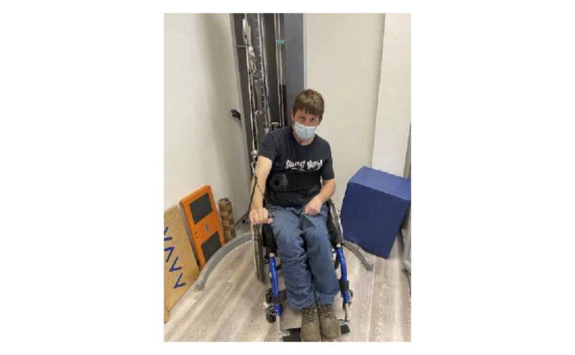 Selbständiges Physiotraining bei Greter